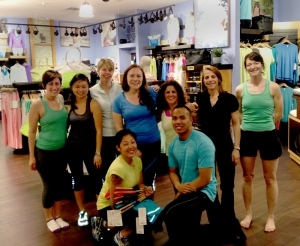 Run with Lululemon Manhasset